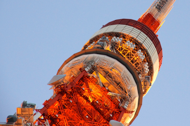 ズーム東京タワー