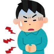 胆石の痛み
