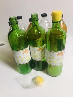 有機レモン果汁100%